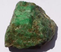Kryptonite Maw Sit Sit Chromium Jadeite Rough Approx.275cts Only mine finished #Siamgems