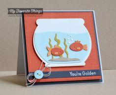 MFT Fishbowl Die-namics set card - bjl