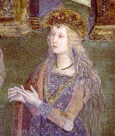 Lucrezia Borgia Did you know she was an ancestor of General Beauregard?