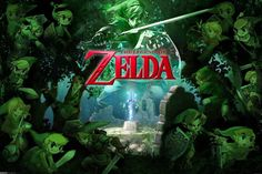 The Legend of Zelda, Link poster