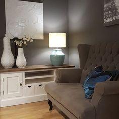 Afbeeldingsresultaat voor decoratie op tv meubel