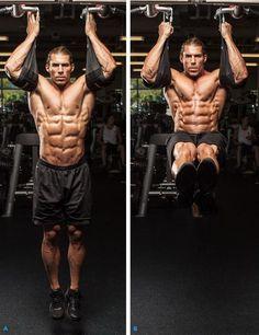 18 Laws Of Ab Training - Bodybuilding.com ;-)~❤~