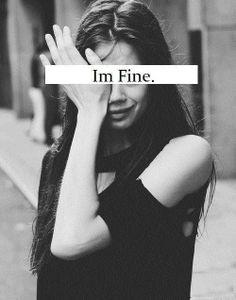 Fine= horrible