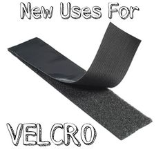 Discover six new uses for Velcro!