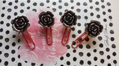 Jumbo Paper Clips/ Planner Clips/Accessories/ by RedRibbonReminder