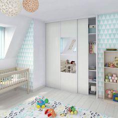 KAZED Portes De Placard Coulissantes Karma Miroir Argent Et - Porte placard coulissante et porte vitrée blanche