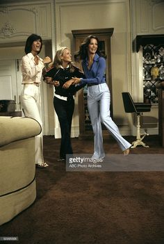 Angels in Paradise' Season Two 8/3/77 Kate Jackson Cheryl Ladd Jaclyn... News Photo | Getty Images