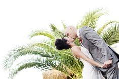 Casual Las Vegas wedding