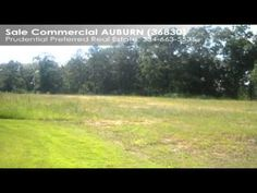 Commercial/Industrial For Sale: 0 DONAHUE AVE AUBURN, AL $150000