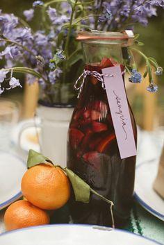 Pre-made signature cocktail