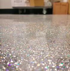 Epoxy Glitter Floor – Your Garage Floor - Art Studio - Epoxy Glitter Floor – Your Garage Floor - Epoxy Floor Diy, Epoxy Garage Floor Coating, Garage Floor Tiles, Garage Floor Coatings, Paint Garage Floors, Epoxy Floor Designs, Garage Epoxy, Diy Epoxy, Painted Concrete Floors