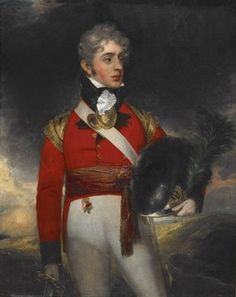 Lieutenant John Pollock, by Sir William Beechey RA.