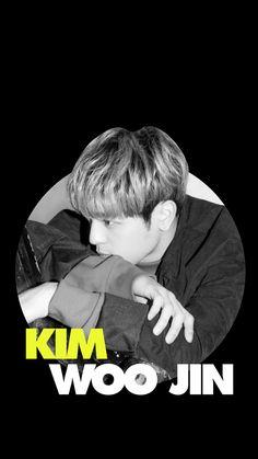 Stray Kids wallpaper lockscreen JYP Kim Woojin
