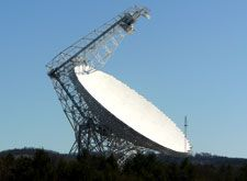 National Radio Astronomy Observatory in Green Bank, West Virginia