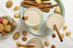 How to Make Delicious Raw Vegan Egg Nog | One Green Planet http://www.onegreenplanet.org/vegan-food/how-to-make-delicious-raw-vegan-egg-nog/