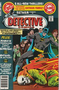 Detective Comics Vol. 43 No. 486  1979  Killer by TheSamAntics