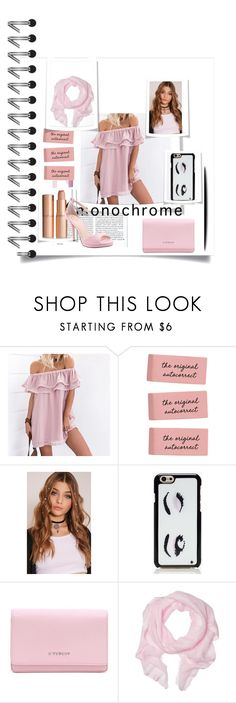 """Рожевий з голови до ніг від Лорен #2"" by lorena-l on Polyvore featuring мода, Kate Spade, Givenchy, Love Quotes Scarves и I. MILLER"