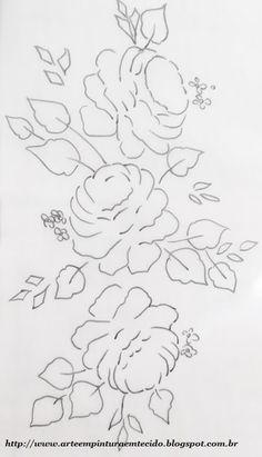 Pintura em Tecido Passo a Passo: Como pintar Toalhas de Banho