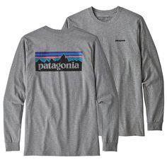 Patagonia Men s L S P-6 Logo Responsibili-Tee ffa260939d58