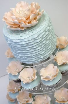 Wedding Cupcakes %u2013 Gallery.
