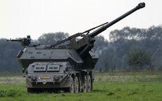 Czech DANA Artillery System [2048 1280]