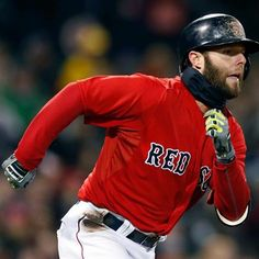 Pedy Boston Red Sox Ryan Sweeney, Dustin Pedroia, Red Sox Baseball, Win Or Lose, Fenway Park, Boston Red Sox, Motorcycle Jacket, America's Pastime, Handsome
