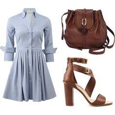 Adoro el #outfit ♡ | Yo Amo los Zapatos
