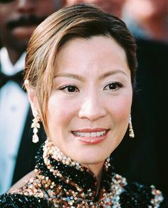 Michelle Yeoh, Famous Buddhist