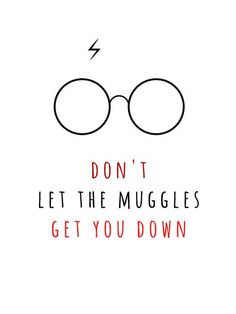 Because Harry Potter.