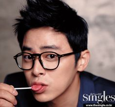 "Finally got to watch ""Oh My Ghostess,"" which was so so cute. Jo Jung Suk is the male lead, and totally adorable. ;)"