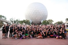 Run Disney Princess weekend all started with a Friday 6am run through Epcot and Disney's BoardWalk Inn area with about 100 bloggers and social media aficionados at our Princess Half Marathon VIP Meet-Up.     Attending this event and running with Jeff Galloway was definitely the highlight of the weekend! —