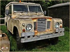 Land Rover Series III 88 Hard Top 4x4, Land Rover Series 3, Get Outdoors, Vintage Trucks, Station Wagon, Land Rover Defender, Range Rover, Cool Pictures, Jeep