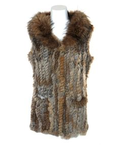 Rabbit and Fox Vest at Maverick Western Wear