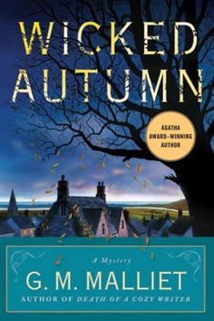 Autumn is in full swing, and we have the reading list to go along with it!