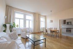 2 bedroom apartment for rent, Polská, Praha Vinohrady Flat Rent, Boutique, Prague, Apartments, Divider, Real Estate, Bedroom, Furniture, Home Decor