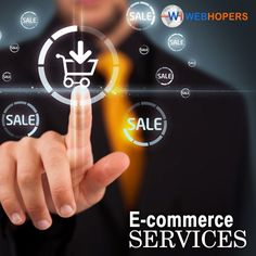 Its time now to upgrade your E commerce business to the next levels.  Blend your business with our best E commerce services to get the best results.  Contact us on - 7696228822   Or visit - https://goo.gl/DCtqVx