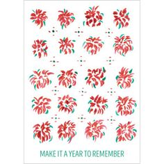 Make it a year to remember - Christmas card - Withloov
