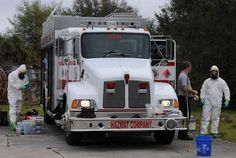 Volusia Hazmat team douses fire at homeless camp, suspects meth lab | News-JournalOnline.com