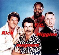 """""""Magnum, P.I."""" (1980–1988)"""