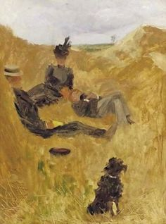 Henri de Toulouse-Lautrec (French artist, 1864-1901)