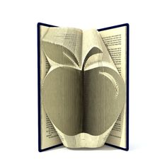 Buchen Sie Faltmuster  APPLE  200 Falten  von SimplexBookFolding