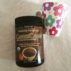 http://hr.iherb.com/madre-labs-cococeps-instant-organic-dark-cocoa-beverage-7-93-oz-225-g/23648?rcode=cll934  **if you want to try CocoCeps & save use my rewards code CLL934 to get $5 off your first time order at iHerb.com with no minimum purchase     *These CocoCeps were provided by iHerb free of charge for my honest review     #iherb #cococeps #madrelabs #coco #mushrooms #chocolate #healthy