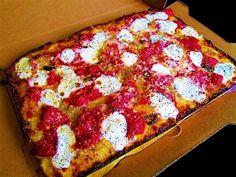 Italian Bakery, Pizza Kitchen, Upstate New York, Vegetable Pizza, Kitchens, Food, Essen, Kitchen, Meals