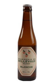 maken verschillen, ook naar gelang het seizoen.  Daarom maken we in de zomer ons Blanche, een fris en fruitig witbier. Het is geïnspireerd door een drank, die traditioneel tijdens het hooien wordt gedronken door de plaatselijke boeren.  Het Blanche is een uitstekende dorstlesser en een prefect apéritif. Combineert prima met zomerse gerechten en met vis.  Drink het bier bij voorkeur op een temperatuur van 4 tot 6°C uit het speciale Brasserie de Bellevaux glas. Bewaar bier koel. De natuurlijke…