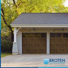 As the largest dealer of Clopay® garage doors in the area, Broten Garage Door Sales is your number 1 source for carriage house–style garage doors. If you are looking to add or upgrade to a carriage house garage door for your home, call us at 954-800-2213 or 561-736-5506. #BrotenGarageDoor #brokencallbroten #garagedoorservice #garagedoor #garagedoors #garagedoorsales Garage Doors For Sale, Wood Garage Doors, Carriage Style Garage Doors, Number, House Styles, Outdoor Decor, Home Decor, Wooden Garage Doors, Decoration Home