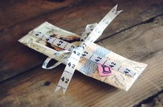Fab packaging from Spectacle a la Maison photographed by Sara of Hello, Saratops (posted on my blog today).