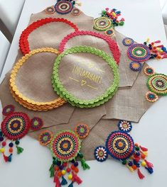 1 million+ Stunning Free Images to Use Anywhere Crochet Motifs, Crochet Fabric, Crochet Mandala, Crochet Doilies, Crochet Flowers, Crochet Stitches, Knit Crochet, Crochet Decoration, Crochet Home Decor