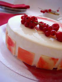 DOLCEmente SALATO: Torta Perla Rubino 2 Tart, Berries, Cheesecake, Cream, Desserts, Veronica, 3, Food, Elegant