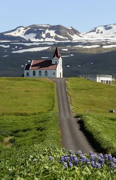 Ingjaldsholl, Iceland Plus Au bout du monde Great Places, Places To See, Beautiful World, Beautiful Places, Iceland Island, Faroe Islands, Iceland Travel, Photos Du, Places To Travel