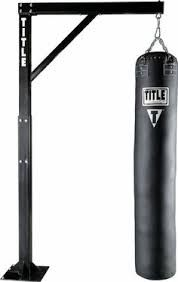 Image result for Muay Thai Heavy Bag Stand 350lbs Capacity